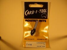 Router Bit 12.7mmCORE BOX  Bit (CARBITOOL)
