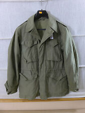 #z15/ORIGINALE US ARMY m-1943 Field Jacket Campo Giacca Giacca 1944 m43 34l (Small)
