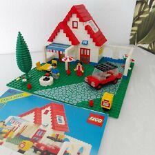 LEGO 6374 Ferienvilla Haus von 1983 + Bauanleitung