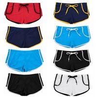 Men's Drawstring Swimming Board Shorts Swim Shorts Trunks Swimwear Beach Trouser