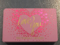 Victoria's Secret Canada PINK LOVE YOU Collectible Gift Card French/Eng