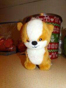 Neopets 2002 Brown Doglefox Plush Toy - Neopets.