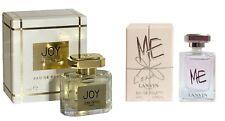 Miniature Jean Patou Joy & Lanvin Me L'eau Women Perfume Christmas Gift