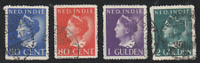 Netherlands Indies - 1941 - SC 243-46 - Used