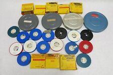 27 Reel 8mm Film Home Movie Lot Super 8 1950 - 1970s Disney Cape Cod 1800 feet