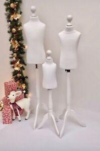 Childs Couture MANNEQUIN Buste de enfant Mannequin De Enfant