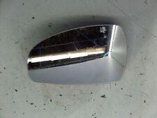 Audi Tt S Left Side Door Mirror Glass Mk2 Oem