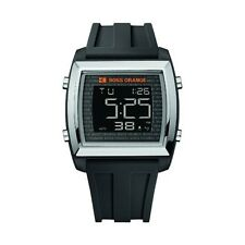 Reloj Deportivo ** nuevo ** Para Hombre HUGO BOSS Digital De Goma Naranja - 1512611-RRP £ 149