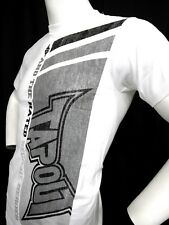 Tapout Mens T shirt MMA Mixed Martial Arts Fighting Cotton White Size XL