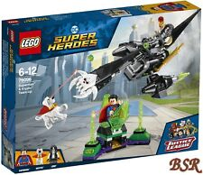 LEGO® DC Comics Super Heroes: 76096 Superman™ & Krypto™ Team-Up ! NEU & OVP !