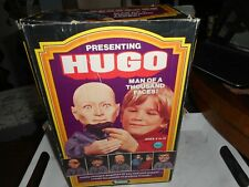 Vintage 1975 Kenner Hugo Man Of A Thousand Faces W/Box Ormsby