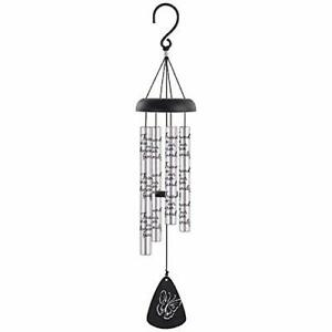 "Carson Home Accents 21"" Friends Sonnet Chime"