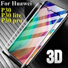 Per Huawei P40 P30 PRO ORIGINALE 100% in vetro temperato 6D 9H salvaschermo