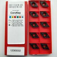 10pcs DCMT070208-PM 4225 indexable insert CNC carbide insert, cutting insert
