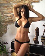 8x10 Michelle Lewin GLOSSY PHOTO photograph picture bikini fitness model #2