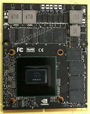 NEW Nvidia GeForce GTX 1060 6GB DDR5 MXM 3.0 Type B DELL Alienware Clevo MSI