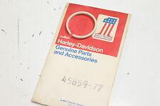 Harley-Davidson Valve Seal 45859-77