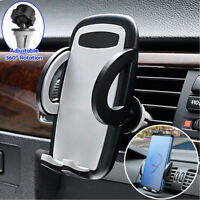 Air Vent Car Phone Holder Mount Bracket For Samsung Galaxy S9/8/Plus Note 8 9