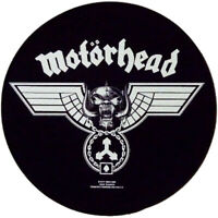 Motorhead Hammered Circular Official Giant Back Patch Heavy Metal New