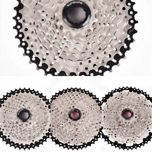 10 Speed 11-40T/42T/46T/50T Cassette Flywheel for MTB Cassette Mountain Bicycle