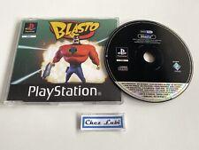 Blasto - Promo Press - Sony PlayStation PS1 - PAL EUR