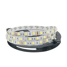 12V 5M 300LED 5050 Double Color Dimable LED Strip Light ,Color Switch