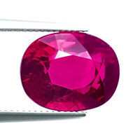 Rubellite Tourmaline 12.01ct red purple hot pink color 100% natural earth mined