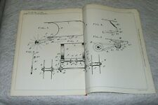 IMPROVEMENT IN PERAMBULATORS AND OTHER VEHICLES PATENT ALLEN LEICESTER 1898 PRAM