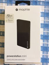 New Mophie Powerstation mini External Battery For iPad, iPhone, iPod Etc.