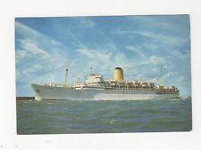 Steamship Arcadia Old Postcard 437a