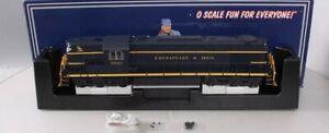 ✅ATLAS O 2-RAIL CHESAPEAKE OHIO RSD 7 / 15 DIESEL ENGINE! O SCALE LOCOMOTIVE