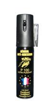 Spray Bombe lacrymogène Bombe Anti agression Bombe Defense Gaz 25 ML