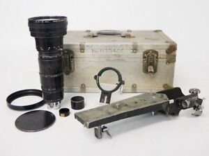 ANGENIEUX - ZOOM TYPE 10×25 B F.25 250mm F3.2 [NORMAL] from Japan (17670)
