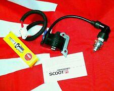 e-ton Rascal ixl 40 rxl Viper JR 40 41.5cc BEST Ignition Coil & Harness NGK plug