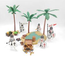 Playmobil Figuren Templer Deutschritter Tempelritter im heiligen Land