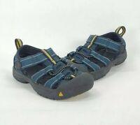 Keen Newport H2 Water Hiking Trail Sport Sandals Toddler Size 9 Blue Black