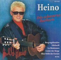 Heino Die schwarze Barbara-Seine größten Erfolge (16 tracks, 1986/87) [CD]