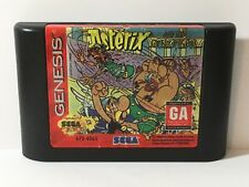 Asterix and the Great Rescue (Sega Genesis, 1994) Cartride Only - Cleaned Tested