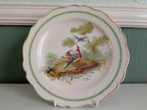 Antique Royal Doulton Christmas Plate 1912