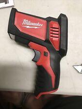 MILWAUKEE 2276-21 M12 12 Volt Laser Temp-Gun,( tool Only )New Free Shipping!