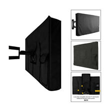 "New Tv Cover Fitted Waterproof Weatherproof Television Protector 30""-65"" Outdoor"