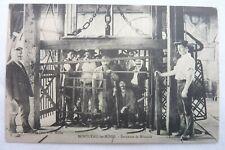 CPA 71 - Montceau - les Mines - Descente de Mineurs   1906  Réf E / 09