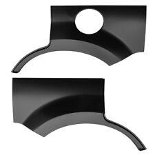 2008-2012 Ford Escape Upper Rear Wheel Arch w/o Molding Holes Set, L&R Side