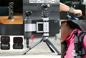 PGY TECH Gadget Accessories Lens Filter Mobile Mount DJI OSMO Pocket 2 FREEPost