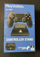 Official Controller Gear PS4 controller Stand [ Black Edition ] NEW