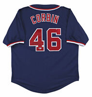 Nationals Patrick Corbin Authentic Signed Jersey Autographed BAS