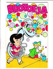 "Brotoeja No 84 1974 - Brazilian Little Dot - ""Tuba / Bubbles Cover!  """