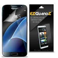 3X EZguardz LCD Screen Protector Skin HD 3X For Samsung Galaxy S7 (Ultra Clear)