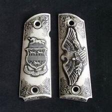 1911 Resin Grips Handgun Fit For Colt Kimber Clone Taurus Pistol Eagle Full Size