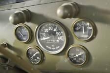 JEEP Willys Speedometer 12 V fits 1946-66 CJ-2A, 3A, 3B,M38, M38A1 Gauges Kits